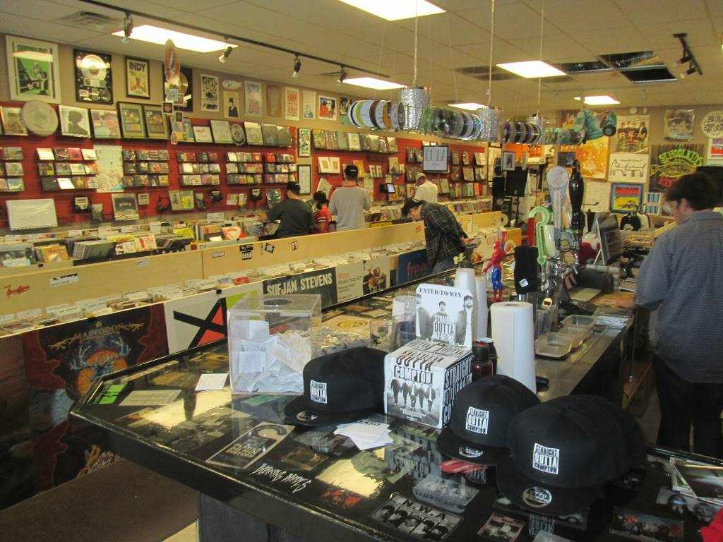 Schoolkids Records - electronics store    Photo 8 of 10   Address: 2237 Avent Ferry Rd, Raleigh, NC 27606, USA   Phone: (919) 821-7766