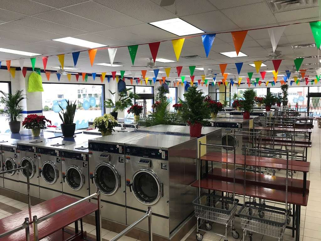 LAUNDRY WAVE - laundry  | Photo 8 of 10 | Address: 500 Lexington Ave, Clifton, NJ 07011, USA | Phone: (862) 225-9339