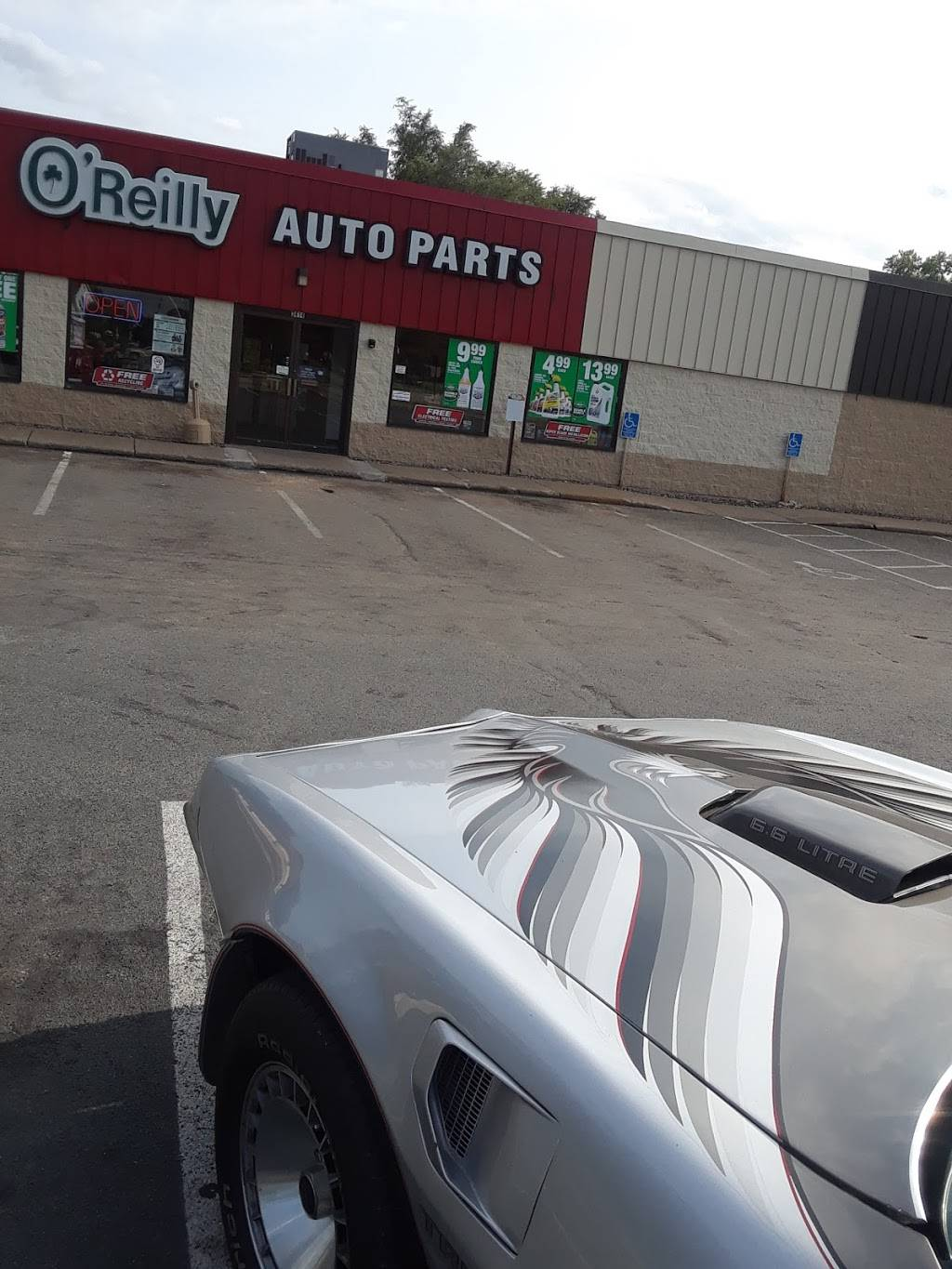 OReilly Auto Parts - electronics store  | Photo 6 of 8 | Address: 3414 Bunker Lake Blvd, Andover, MN 55304, USA | Phone: (763) 421-2127