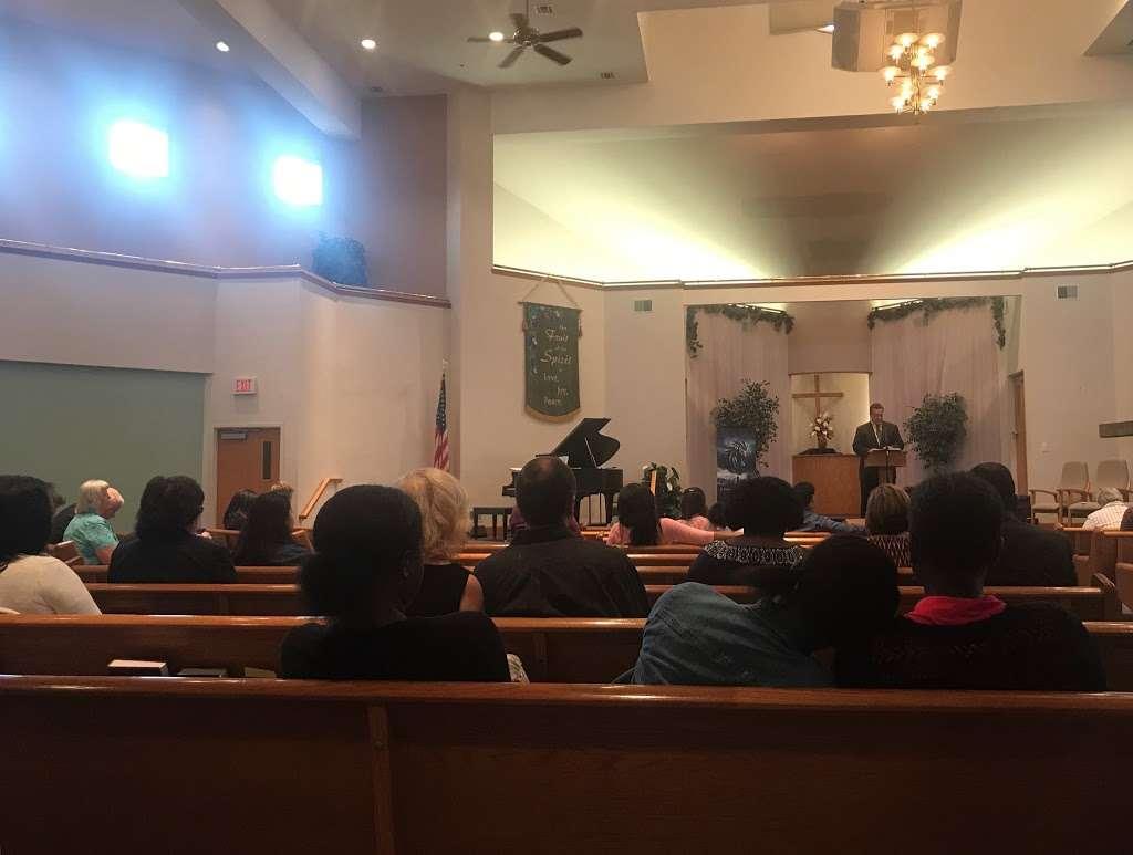Robbinsville Seventh-Day Adventist Community Church - church  | Photo 8 of 10 | Address: 2314 NJ-33, Robbinsville, NJ 08691, USA | Phone: (609) 259-6868