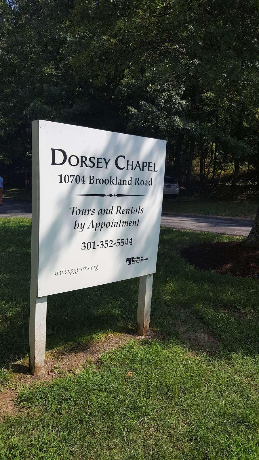 Dorsey Chapel - church  | Photo 8 of 10 | Address: 10704 Brookland Rd, Glenn Dale, MD 20769, USA | Phone: (301) 352-5544