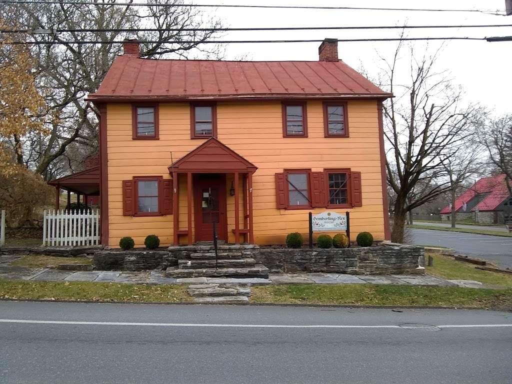 Historic Schaefferstown Inc - museum  | Photo 7 of 8 | Address: 111 N Market St, Schaefferstown, PA 17088, USA | Phone: (717) 949-2244