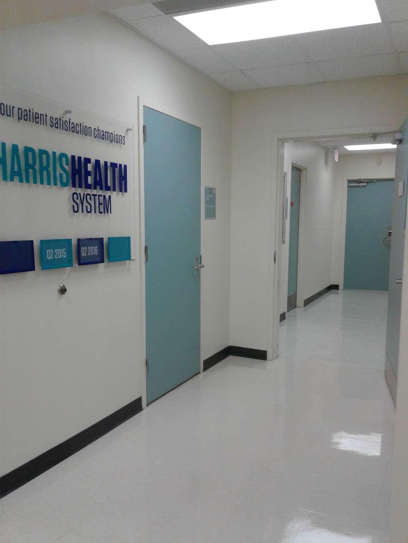Harris County Hospital Settegast - doctor    Photo 9 of 10   Address: 9105 N Wayside Dr, Houston, TX 77028, USA   Phone: (713) 633-2020