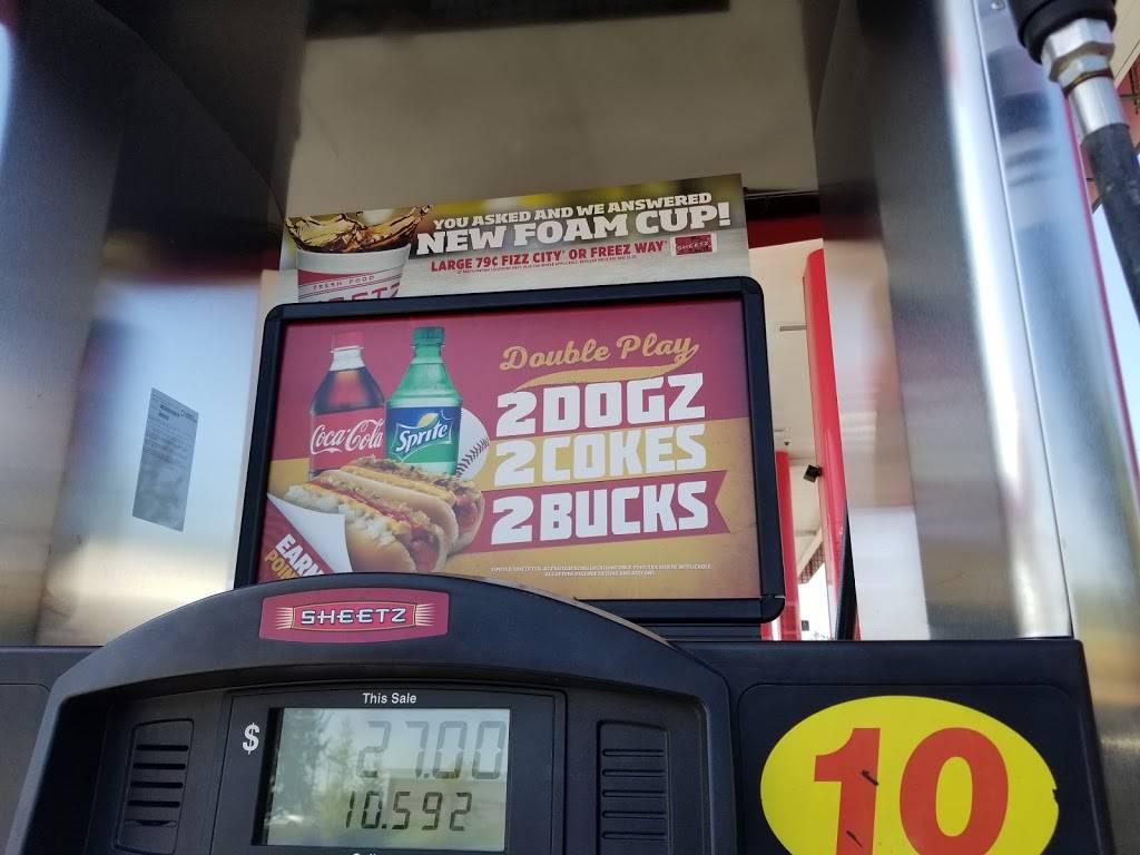 Sheetz #355 - gas station  | Photo 8 of 9 | Address: 5198 Reidsville Rd, Walkertown, NC 27051, USA | Phone: (336) 595-1126