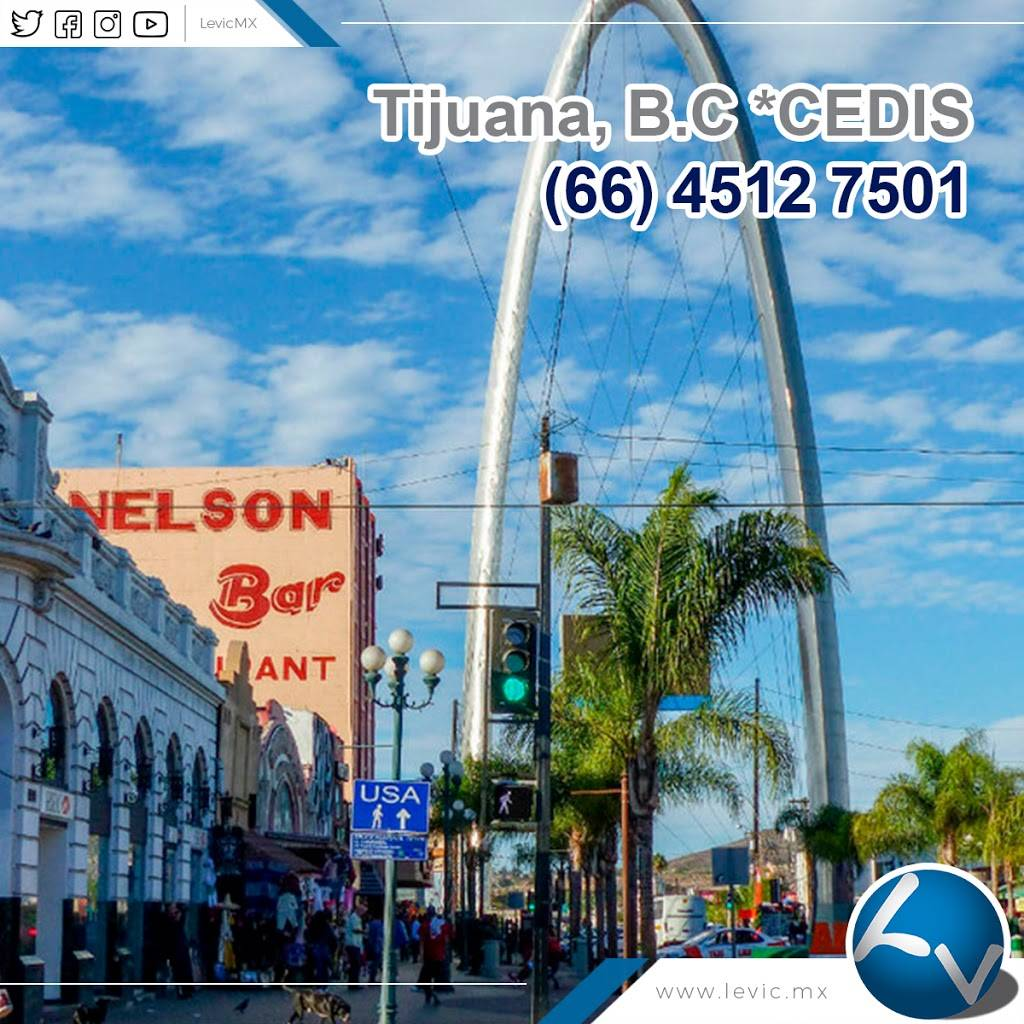 "Levic Tijuana - storage  | Photo 8 of 10 | Address: Andador el Rey 20051 Rancho El Aguila Parque Industrial Girasol Nave ""E, Plataforma 8, El Aguila, 22215 Tijuana, B.C., Mexico | Phone: 664 512 7501"