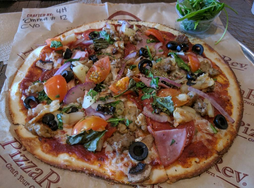 PizzaRev - meal delivery  | Photo 3 of 9 | Address: 17490 Colima Rd D, Rowland Heights, CA 91748, USA | Phone: (626) 854-0006