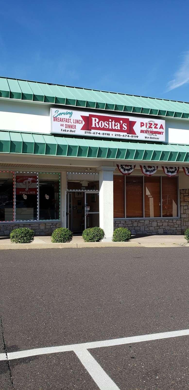 Rositas - restaurant  | Photo 2 of 2 | Address: 485 E County Line Rd Suite 1204, Hatboro, PA 19040, USA | Phone: (215) 674-8118