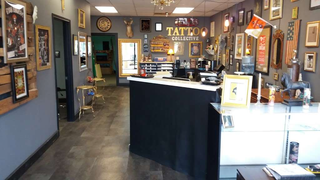 TEXAS Tattoo Collective - store  | Photo 4 of 10 | Address: 1712 N Frazier St #111, Conroe, TX 77301, USA