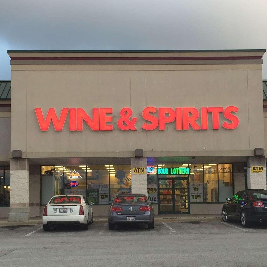 Wine & Spirits Of Calumet Park - store    Photo 2 of 4   Address: 13065 S Ashland Ave, Calumet Park, IL 60827, USA   Phone: (708) 925-9896