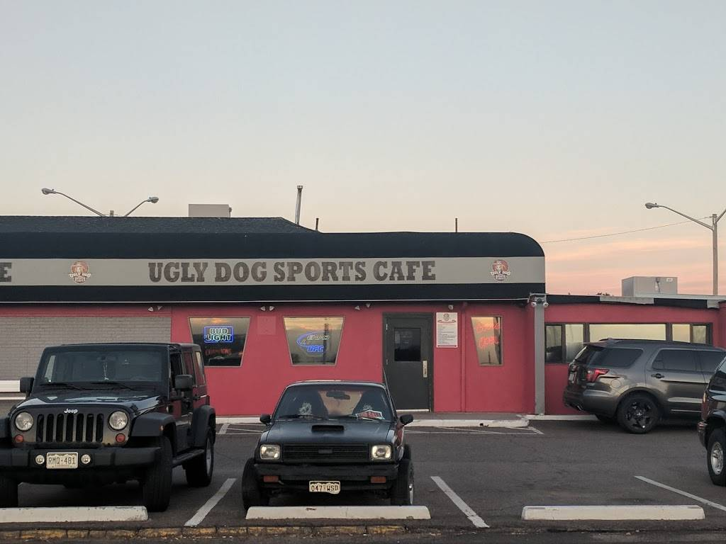 Ugly Dog Sports Cafe - restaurant    Photo 1 of 10   Address: 1345 Cortez St, Denver, CO 80221, USA   Phone: (303) 428-3600