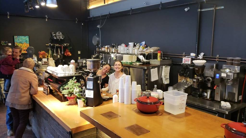 Jibe Espresso Bar - cafe  | Photo 4 of 10 | Address: 7001 Seaview Ave NW #170, Seattle, WA 98117, USA | Phone: (206) 494-3361