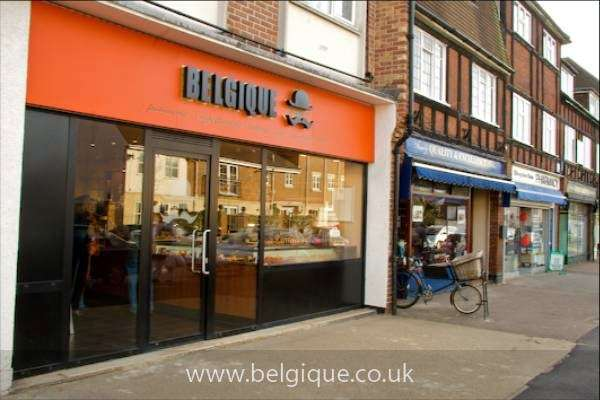 Belgique Cafe and Patisserie in Theydon Bois - cafe  | Photo 4 of 10 | Address: 14 Forest Dr, Theydon Bois CM16 4EY, UK | Phone: 01992 814430