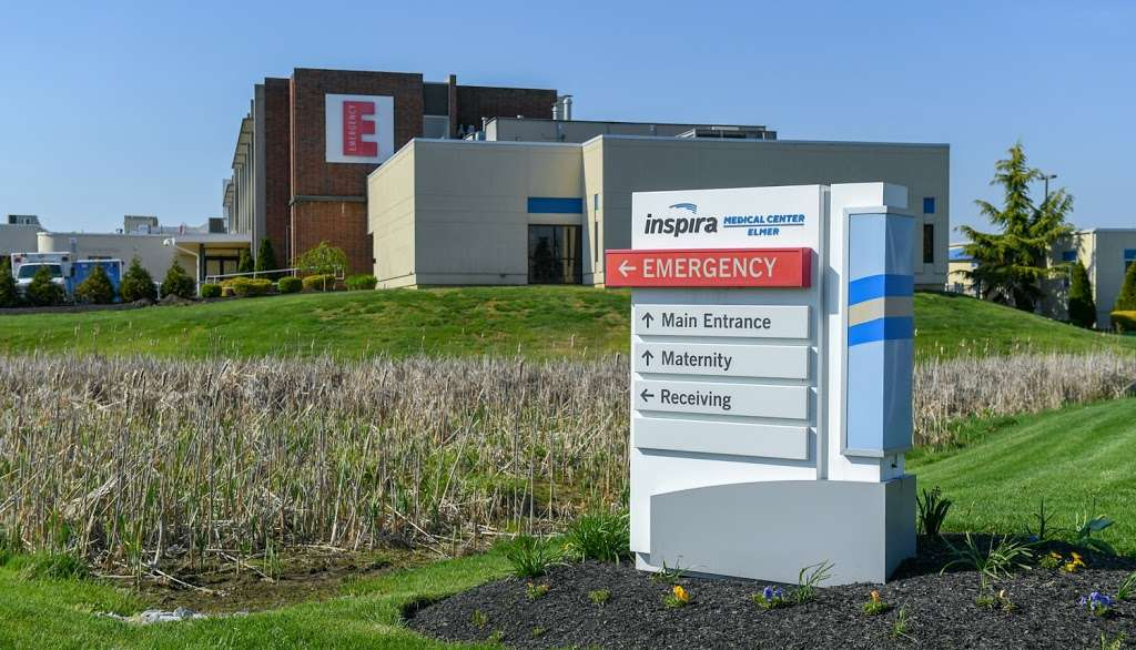 Inspira Medical Center Elmer - hospital  | Photo 6 of 10 | Address: 501 Front St, Elmer, NJ 08318, USA | Phone: (856) 363-1000