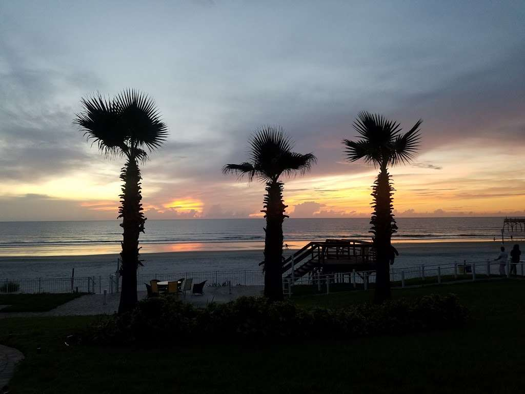 Tuscan Villas - lodging    Photo 1 of 2   Address: 3635 S Atlantic Ave, Daytona Beach Shores, FL 32118, USA   Phone: (386) 299-4043