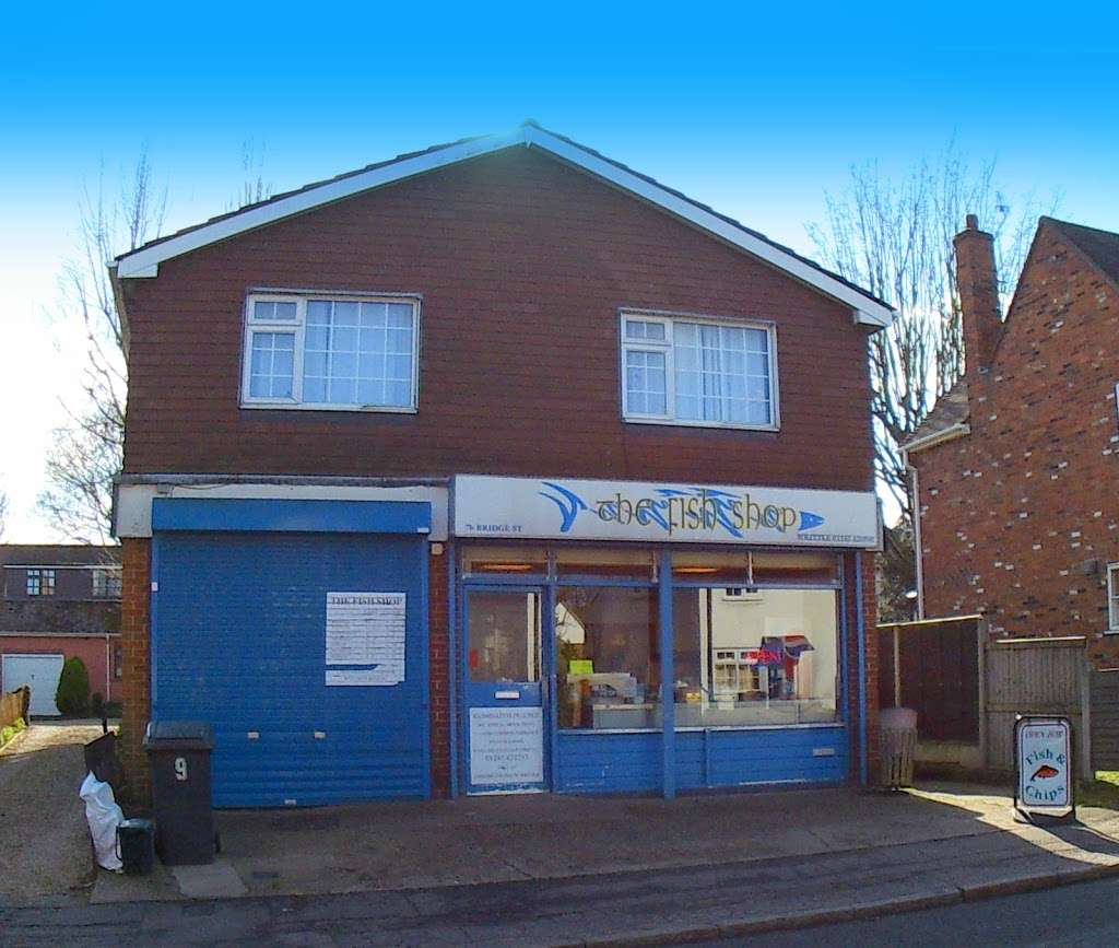 The Fish Shop - meal takeaway  | Photo 6 of 7 | Address: 7B Bridge St, Writtle, Chelmsford CM1 3EY, UK | Phone: 01245 420890
