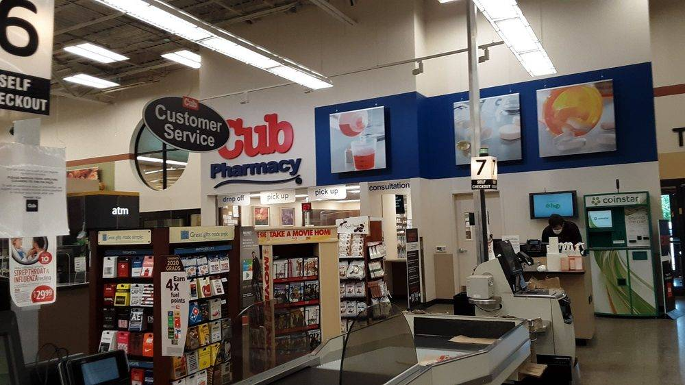 Cub Pharmacy - pharmacy  | Photo 2 of 2 | Address: 2600 Rice Creek Rd, New Brighton, MN 55112, USA | Phone: (651) 631-8202