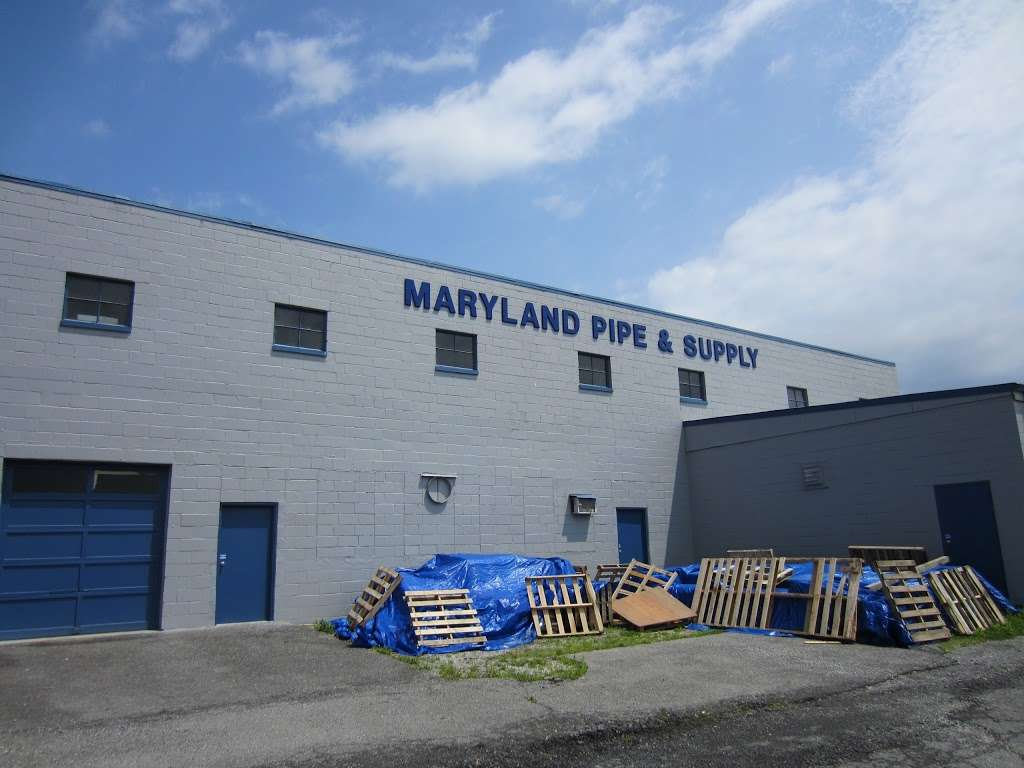 Maryland Pipe & Supply Company - plumber  | Photo 6 of 10 | Address: 100 Ford Dr, Hancock, MD 21750, USA | Phone: (301) 678-2970