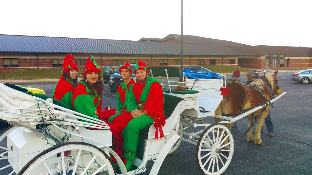 Saylors Carriage Service - travel agency  | Photo 1 of 5 | Address: 9560 E 750 N, Walkerton, IN 46574, USA | Phone: (574) 532-1840
