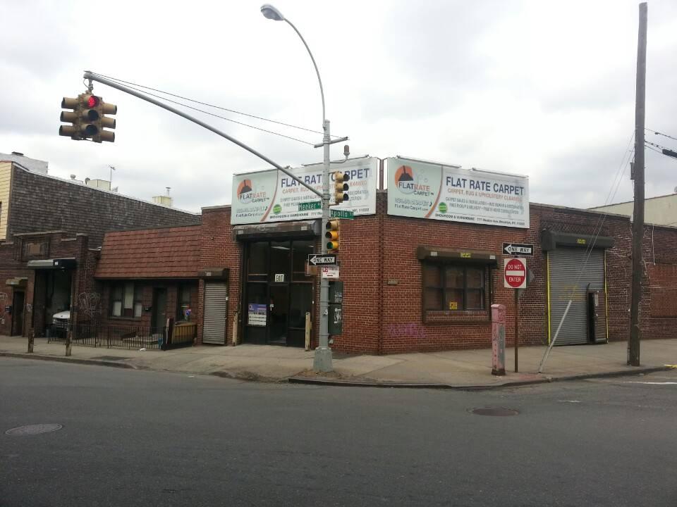 Flat Rate Carpet - laundry  | Photo 3 of 6 | Address: 777 Meeker Ave, Brooklyn, NY 11222, USA | Phone: (718) 387-8100