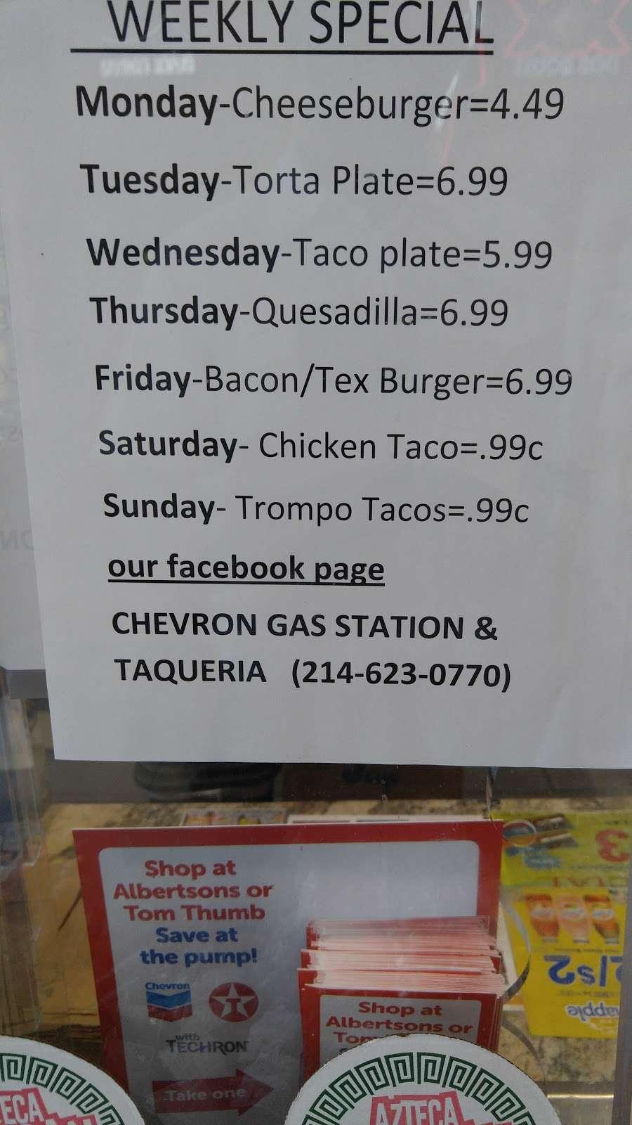Chevron - gas station  | Photo 5 of 5 | Address: 2901 S Walton Walker Blvd, Dallas, TX 75236, USA | Phone: (214) 623-0770