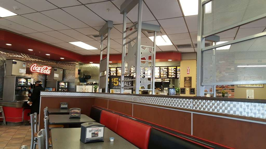 Carls Jr. - restaurant  | Photo 1 of 10 | Address: 125 El Dorado Blvd, Webster, TX 77598, USA | Phone: (281) 488-0854