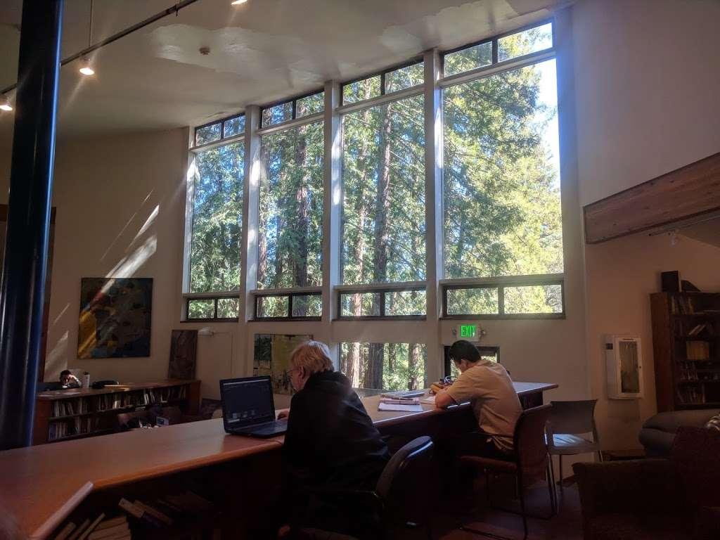 Adlai E. Stevenson Library - library    Photo 3 of 5   Address: Santa Cruz, CA 95064, USA   Phone: (831) 459-1026
