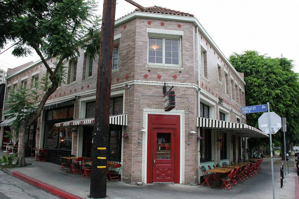 Little Doms - restaurant  | Photo 7 of 9 | Address: 2128 Hillhurst Ave, Los Angeles, CA 90027, USA | Phone: (323) 661-0055