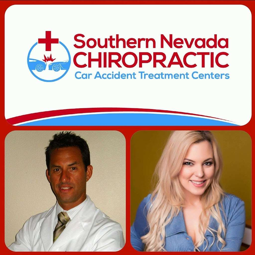 Southern Nevada Chiropractic Car Accident Treatment Centers - health    Photo 8 of 10   Address: 1527 W Craig Rd #3, North Las Vegas, NV 89032, USA   Phone: (702) 688-8540