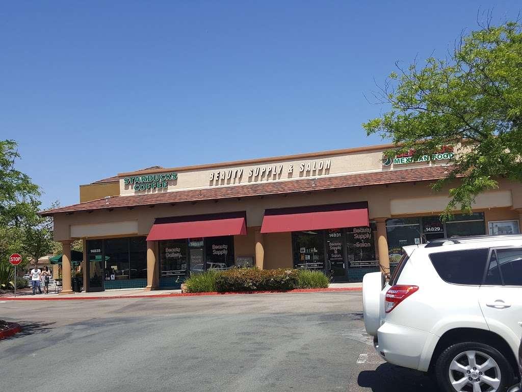 Starbucks - cafe  | Photo 1 of 5 | Address: 14823 Pomerado Rd, Poway, CA 92064, USA | Phone: (858) 679-8202