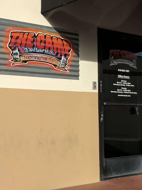The Camp Transformation Center Woodland Hills - gym  | Photo 4 of 10 | Address: 21028 Victory Blvd Unit B, Woodland Hills, CA 91367, USA | Phone: (818) 626-3848
