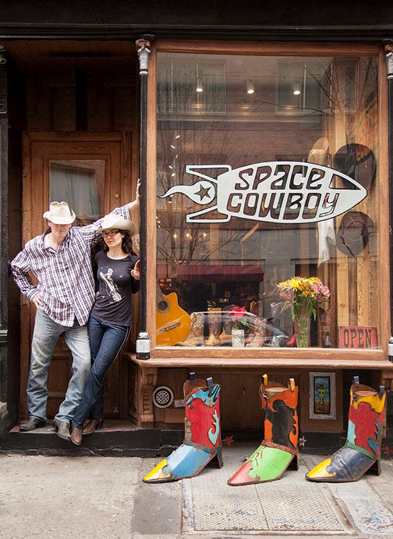 Space Cowboy Boots, NYC - shoe store  | Photo 10 of 10 | Address: 234 Mulberry St, New York, NY 10012, USA | Phone: (646) 559-4779