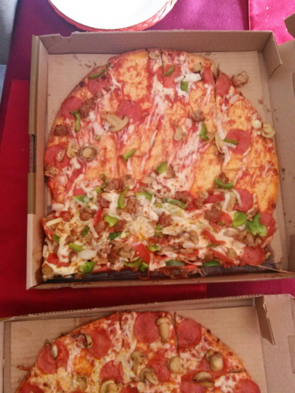 Marcos Pizza - meal takeaway  | Photo 8 of 10 | Address: 7400 Lewis Ave, Temperance, MI 48182, USA | Phone: (734) 847-5555