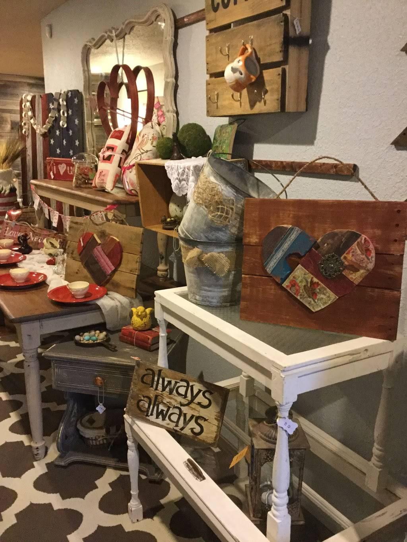 Through The French Doors - home goods store    Photo 5 of 10   Address: 3219 Oliver, Wichita, KS 67210, USA   Phone: (316) 253-1850