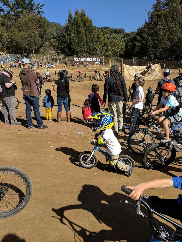McLaren Bike Park - gym  | Photo 7 of 7 | Address: 2050 Sunnydale Ave, San Francisco, CA 94134, USA
