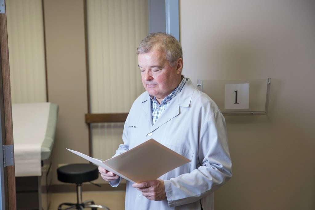 Bohdan Kroczek - doctor  | Photo 1 of 3 | Address: 7447 W Talcott Ave #221, Chicago, IL 60631, USA | Phone: (773) 763-1234