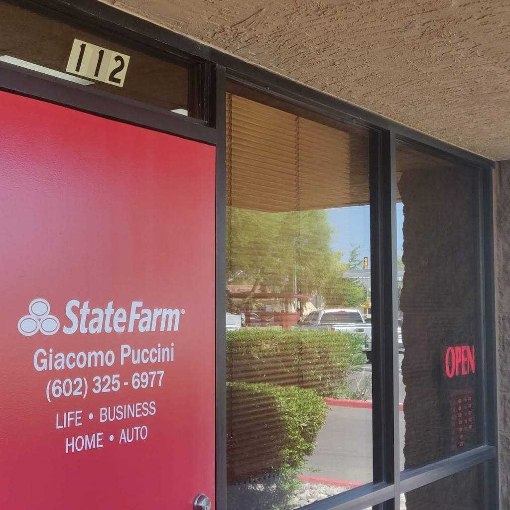 Giacomo Puccini - State Farm Insurance Agent - insurance agency  | Photo 6 of 8 | Address: 5900 N Granite Reef Rd #112, Scottsdale, AZ 85250, USA | Phone: (602) 325-6977