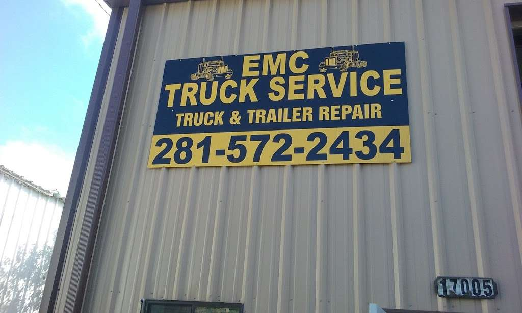 EMC TRUCK SERVICE - car repair  | Photo 2 of 2 | Address: 17005 Pickering Rd, Conroe, TX 77302, USA | Phone: (281) 572-2434