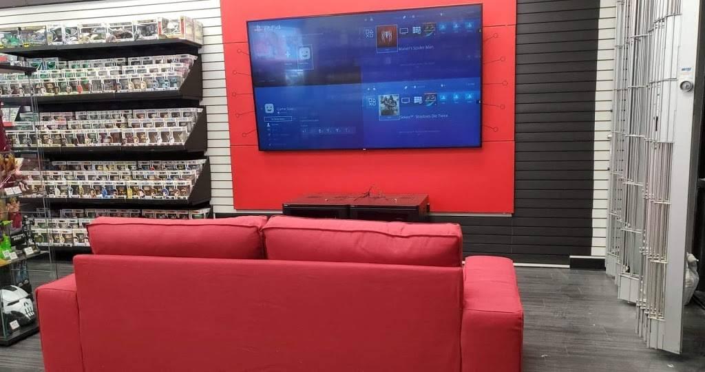 GameStop - electronics store    Photo 4 of 8   Address: 12401 E 96th St N, Owasso, OK 74055, USA   Phone: (918) 376-2716