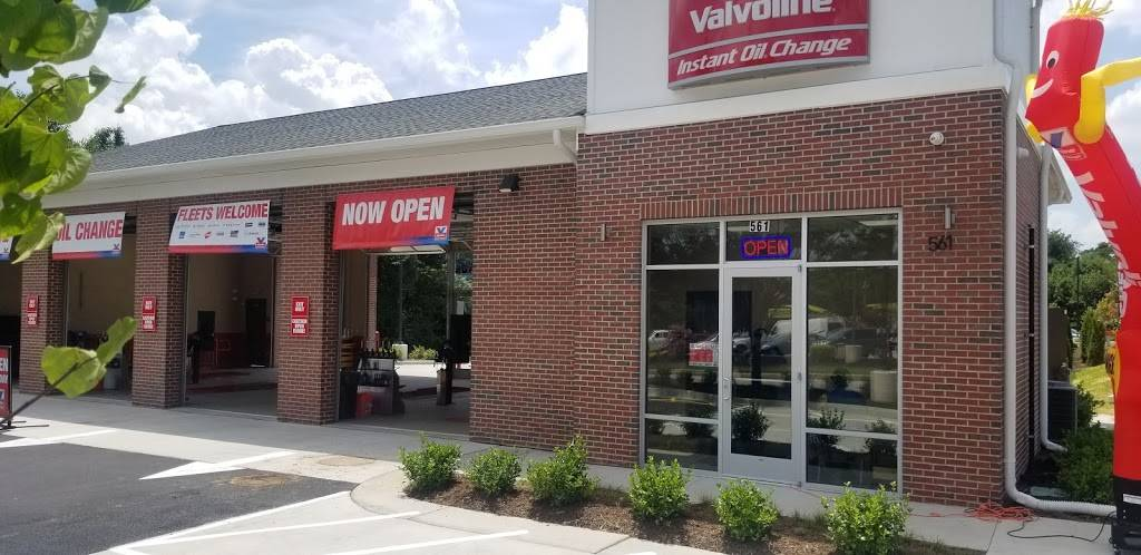 Valvoline Instant Oil Change - car repair  | Photo 1 of 6 | Address: 561 E Ordnance Rd, Glen Burnie, MD 21060, USA | Phone: (410) 946-6543