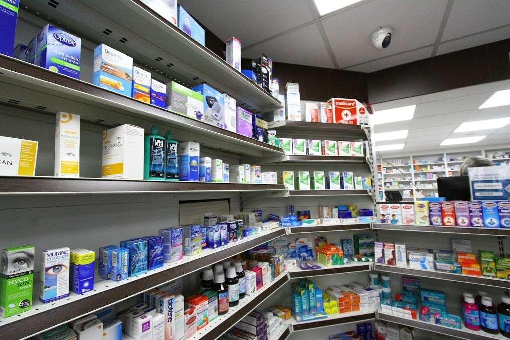 Andrews Pharmacy - pharmacy    Photo 4 of 10   Address: 9 Canons Corner, Stanmore, Edgware HA8 8AE, UK   Phone: 020 8958 7137