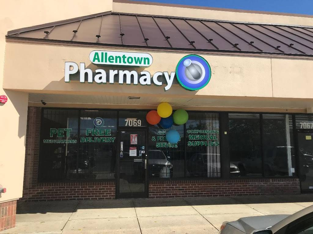Allentown Discount Pharmacy - pharmacy  | Photo 1 of 10 | Address: 7069 Allentown Rd, Temple Hills, MD 20748, USA | Phone: (240) 855-0227