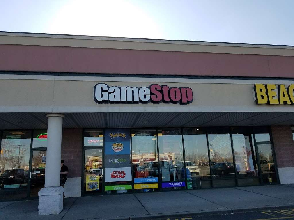 GameStop - electronics store  | Photo 1 of 2 | Address: 205 Lefante Way, Bayonne, NJ 07002, USA | Phone: (201) 858-2130
