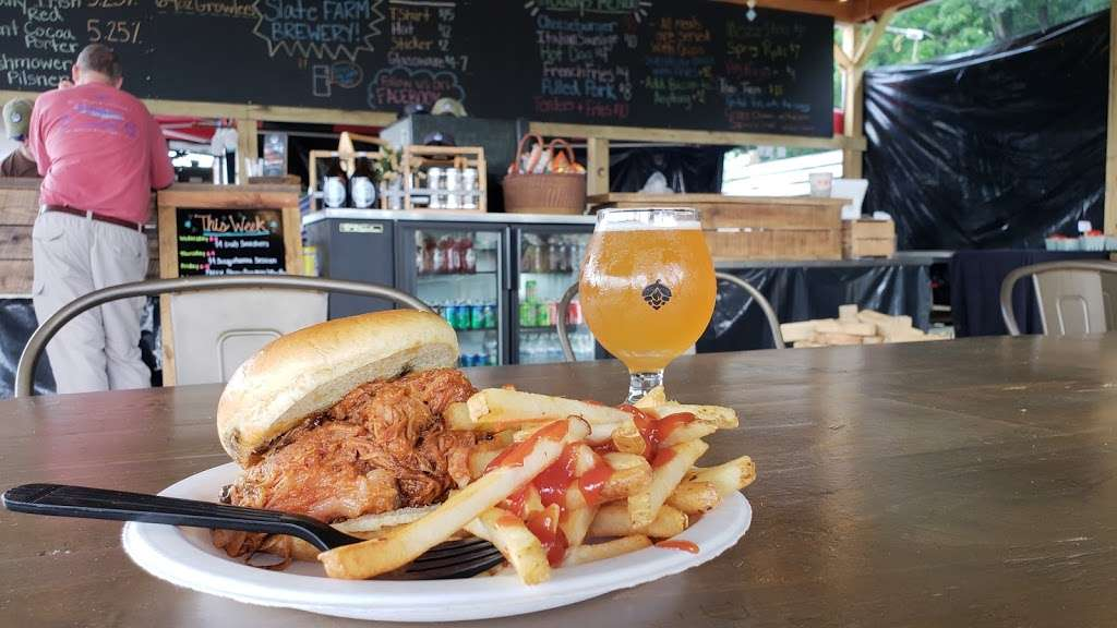 Slate Farm Brewery - restaurant  | Photo 10 of 10 | Address: 2128 Whiteford Rd, Whiteford, MD 21160, USA | Phone: (443) 528-7443