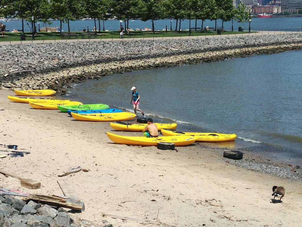 Maxwell Place Park - park  | Photo 2 of 10 | Address: 11TH Sinatra Dr N, Hoboken, NJ 07030, USA | Phone: (201) 420-2012
