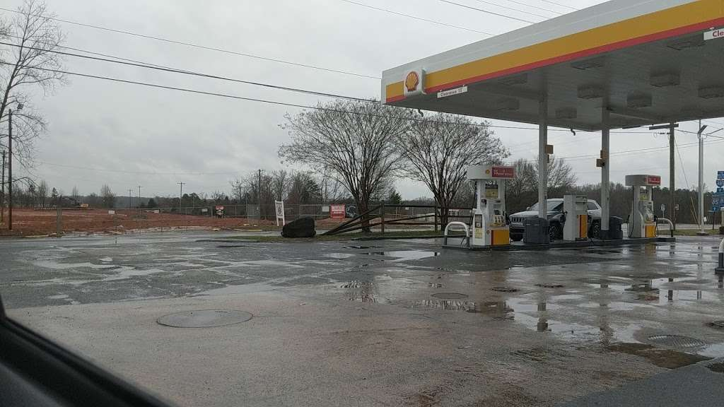 Shell - gas station    Photo 3 of 4   Address: 2624 Sam Wilson Rd, Charlotte, NC 28214, USA   Phone: (980) 225-7354