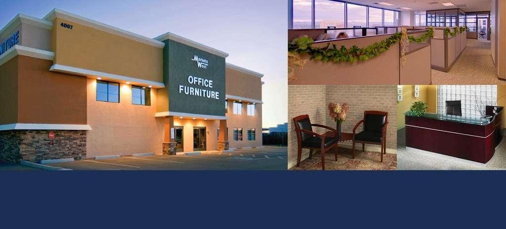 Markets West Office Furniture - furniture store    Photo 3 of 4   Address: 4007 E Washington St, Phoenix, AZ 85034, USA   Phone: (602) 275-2226