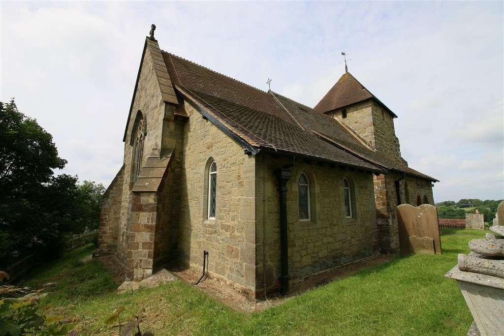Saint Lawrence Church Bidborough - church  | Photo 5 of 7 | Address: 5 High St, Bidborough, Tunbridge Wells TN3 0UJ, UK | Phone: 01892 528081