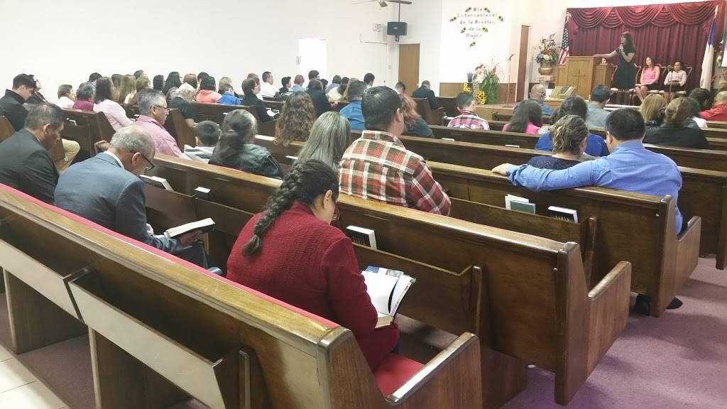 Iglesia Adventista del Séptimo Día - church  | Photo 6 of 8 | Address: 3108 Columbia Dr, Laredo, TX 78046, USA | Phone: (956) 645-0793