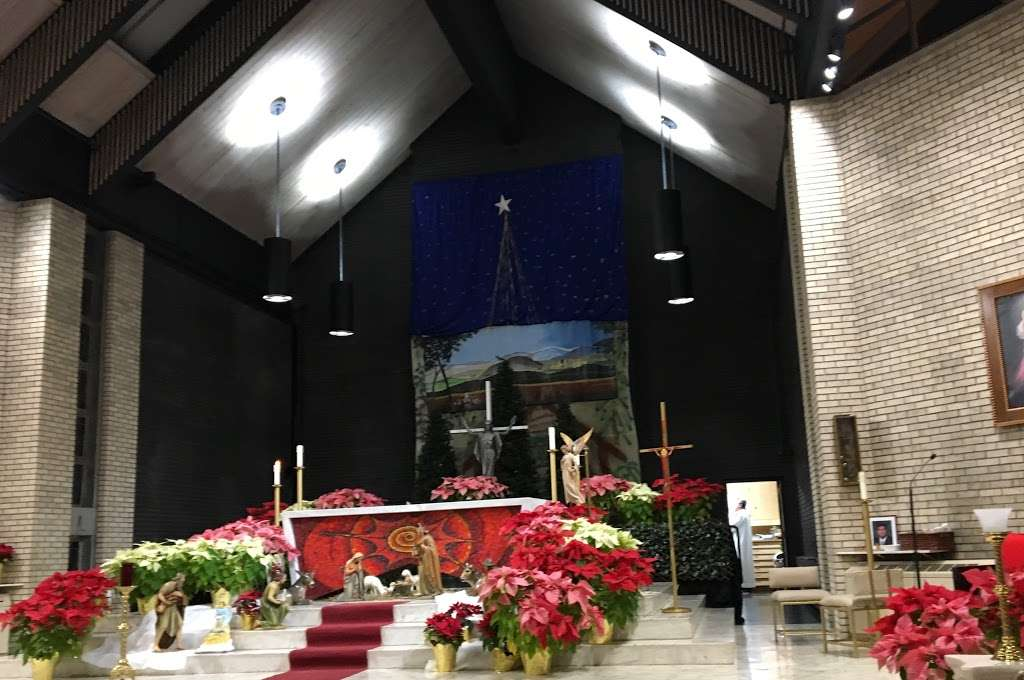 St Jane de Chantal Church - church  | Photo 1 of 10 | Address: 5251 S McVicker Ave, Chicago, IL 60638, USA | Phone: (773) 767-2411