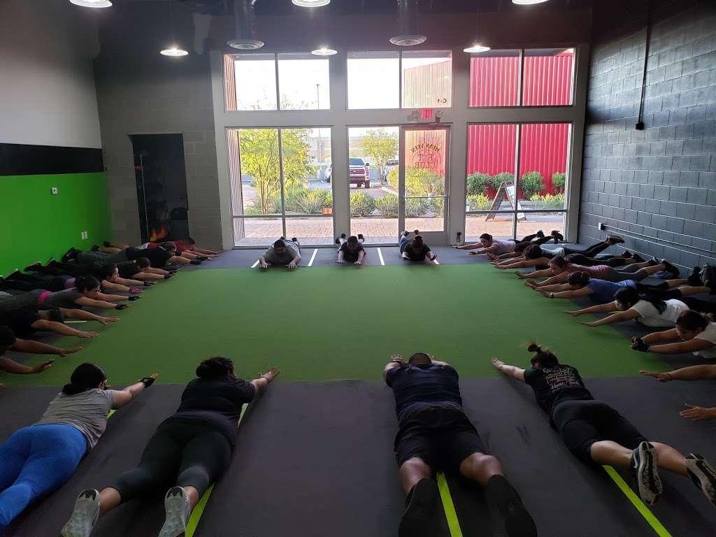 MeanVeen Fit Club LLC - gym  | Photo 7 of 10 | Address: 8343 W. Van Buren St BLDG# C-1, Tolleson, AZ 85353, USA | Phone: (909) 521-1072
